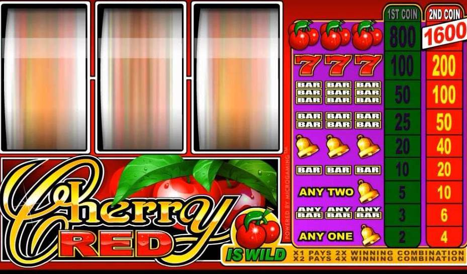Have fun with reels of Cherry Red