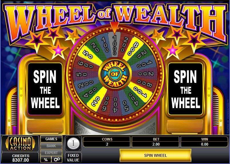 Multiplayer Wheel of Wealth